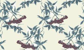 Sambuco-Berry-Red-And-Ebony-Green-Wallpaper_Ailanto-Design-By-Amanda-Ferragamo_Treniq_0