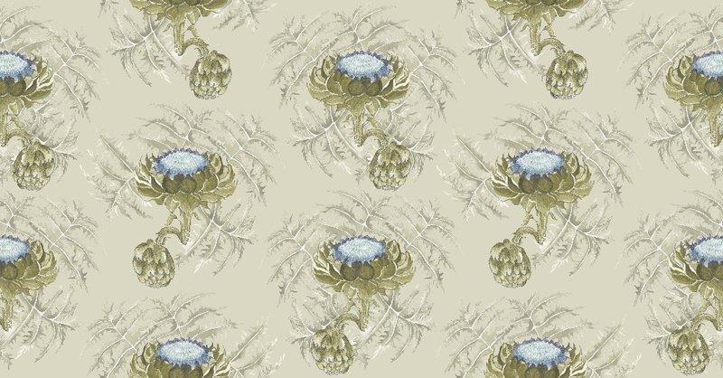 Carciofi aqua and olive fabric ailanto design by amanda ferragamo treniq 1 1533704549594
