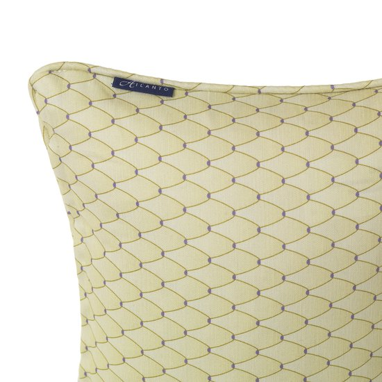 Leaf me alone purple   olive cushion ailanto design by amanda ferragamo treniq 1 1533708009818