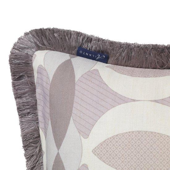 Melengrano coffee and lilac cushion ailanto design by amanda ferragamo treniq 1 1533708514717