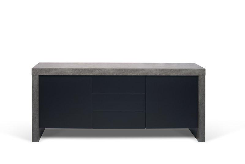 Kobe sideboard 2 doors and 3 drawers temahome treniq 1 1533887415399