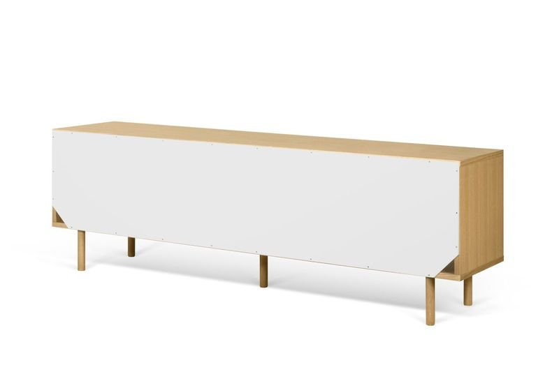 Dann sideboard 201 with white and grey doors and wooden legs temahome treniq 1 1533910611222
