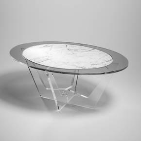 Hac-Oval-Fume-Glass-White-Marble_Madea-Milano_Treniq_0