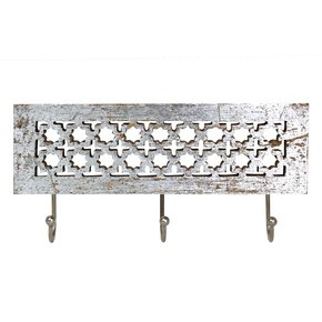 Trellis-Triple-Hook-In-Distressed-Silver_Mela-Artisans_Treniq_0