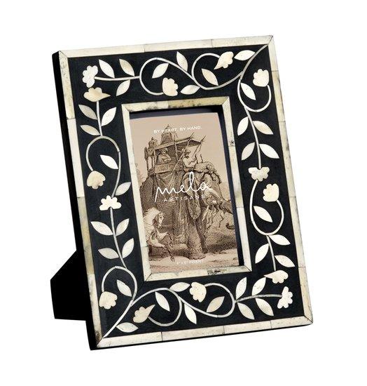 Imperial beauty frame in black and white mela artisans treniq 1 1534435937765