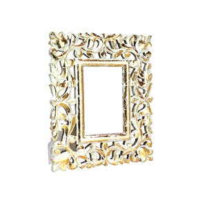 Wisteria-Frame-In-Gold-Over-White_Mela-Artisans_Treniq_0
