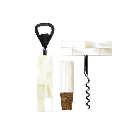 Reverie bar set in ivory mela artisans treniq 1 1534438049774