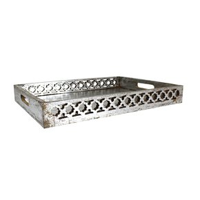 Trellis-Tray-Medium-In-Distressed-Silver_Mela-Artisans_Treniq_0