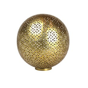 Mantra-Globe-Lantern-Medium-In-Antique-Brass_Mela-Artisans_Treniq_0