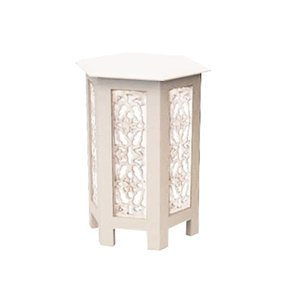 Laceleaf-Nesting-Table-Small-In-Whitewash_Mela-Artisans_Treniq_0