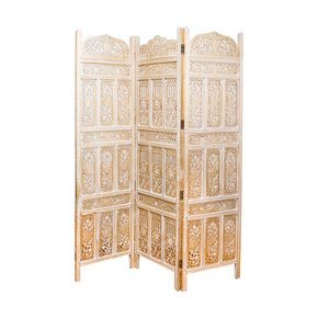 Floral-Room-Divider-In-Gold-Over-White_Mela-Artisans_Treniq_0