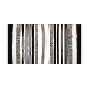 Yamuna-Rug-In-Black-And-White-_Mela-Artisans_Treniq_0
