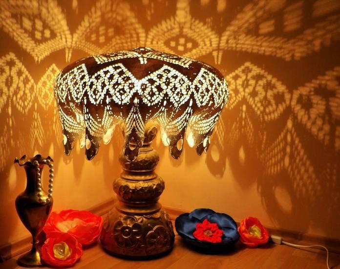 Oriental rustic design floor lamp. j. s. art design treniq 1 1534663260359