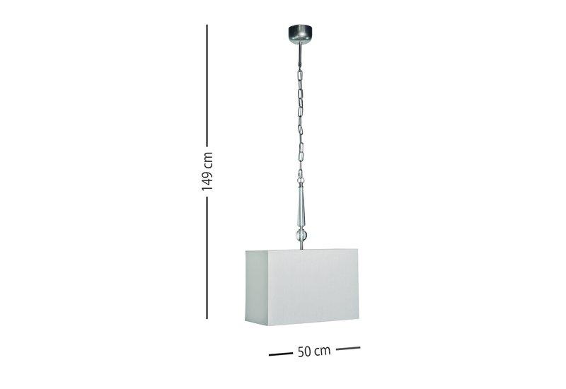 Clock crystal suspension lamp dettagli firenze treniq 6