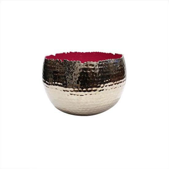 Holi large pink bowl