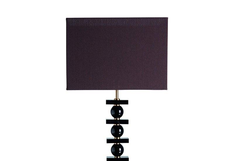 Lonely black table lamp dettagli firenze treniq 2