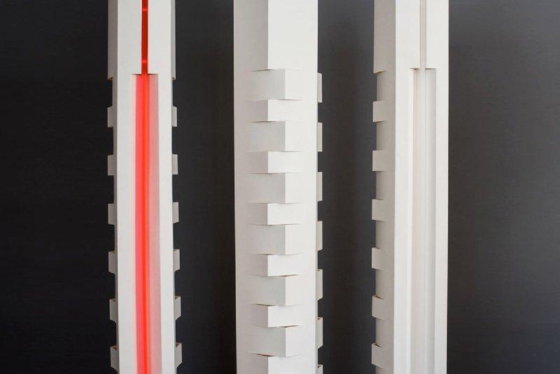 Kaleidoscope tower light (medium) small rabbit design ltd. treniq 1 1534955092492