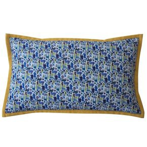 Blue Crayola Pillow