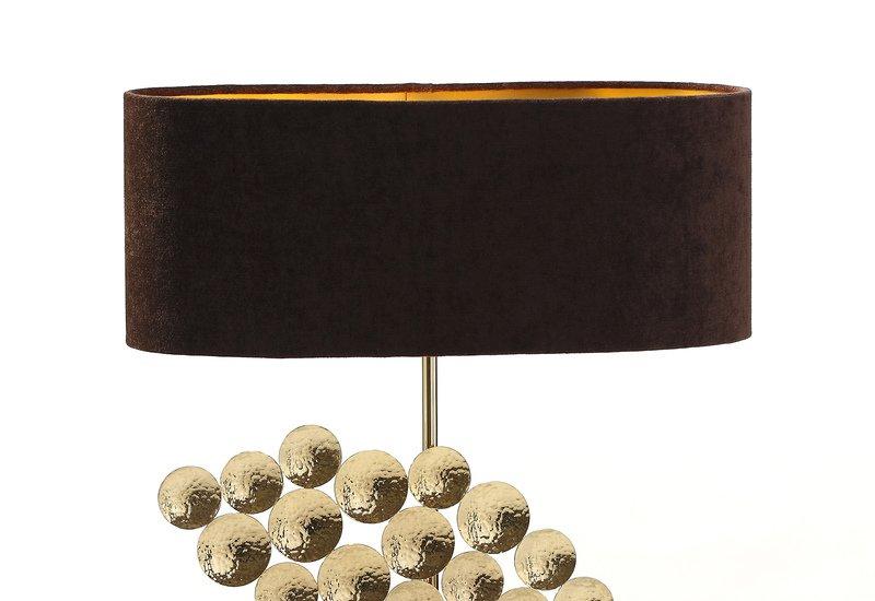 Ethnic table lamp villa lumi treniq 2