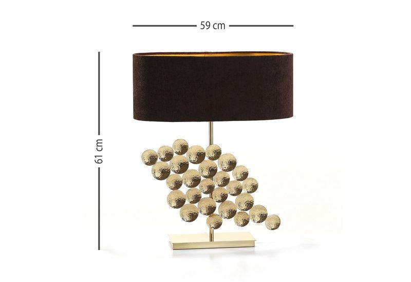 Ethnic table lamp villa lumi treniq 4