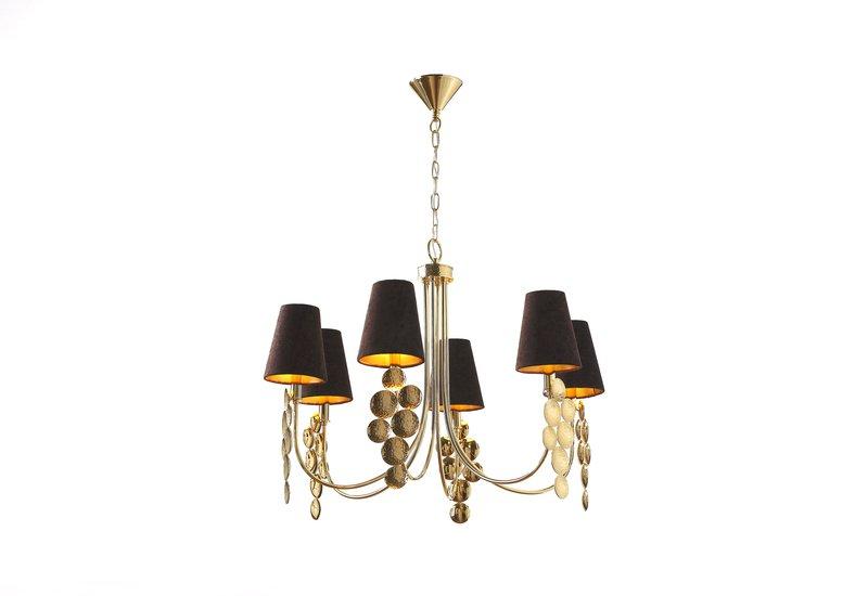 Etnhic ceiling lamp villa lumi treniq 1