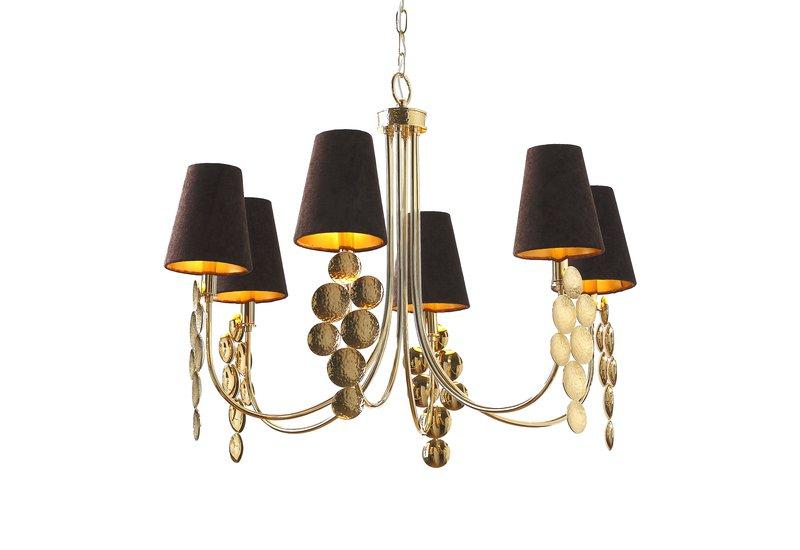 Etnhic ceiling lamp villa lumi treniq 2
