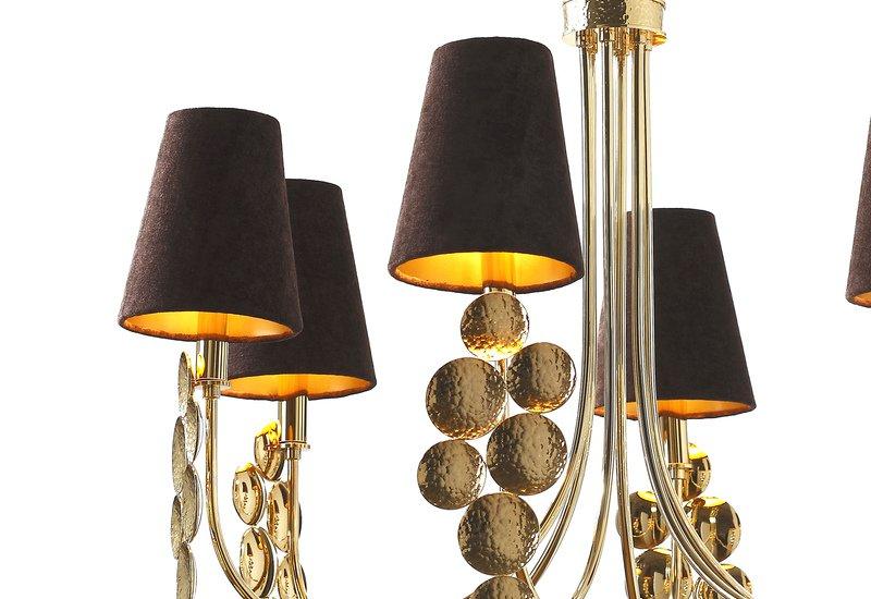 Etnhic ceiling lamp villa lumi treniq 3