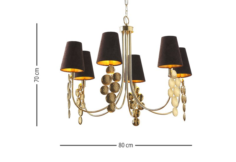 Etnhic ceiling lamp villa lumi treniq 5
