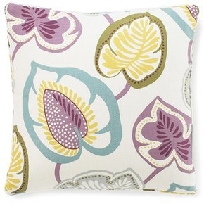 Hosta Lily Alabaster Pillow