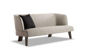 Creed Lounge Sofa 2 Seater Fabric