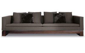 Klimt Fabric 3 Seater