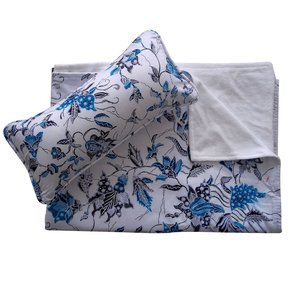 Jaya Pareo Towel Set Light Blue