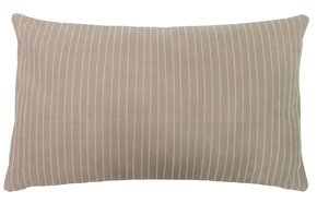 Leather Lines Pillow