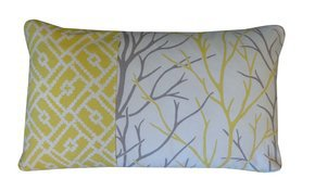 Tree Pieces Pillow