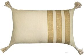 Trini Trim Pillow Dazzle Gold