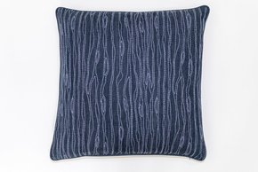Trunk Denim Pillow