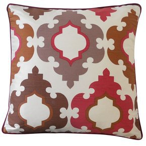 Turkish Tile Pillow