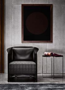 Case Armchair Leather