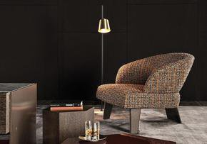 Creed Large Armchair Fabric