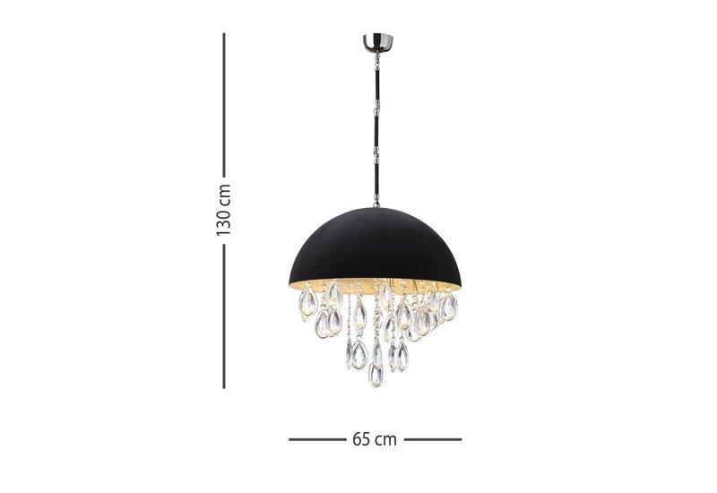 Milano drops ceiling lamp villa lumi treniq 4