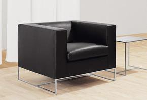 Klee Armchair Leather