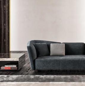 Lounge Seymour Mix 2 Seater Fabric