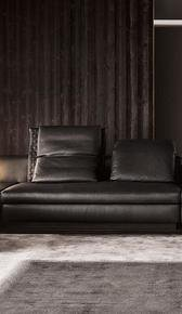 Yang 2 Seater Leather