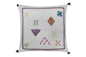 Cactus Kilim Pillow #28