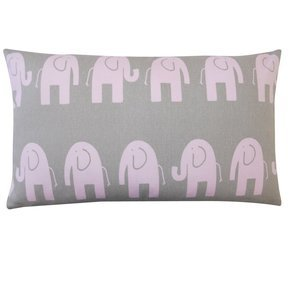 Elephant Pillow #55