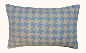 Houndstooth Pillow #88