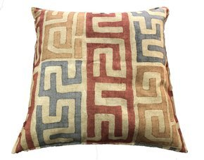 Kamplala Throw Pillow #90