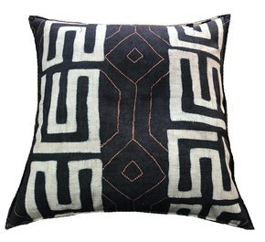 Lagos Throw Pillow #102