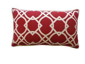 Lattice Pillow #104