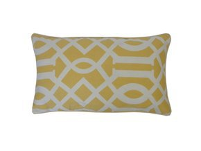 Lattice Pillow #105